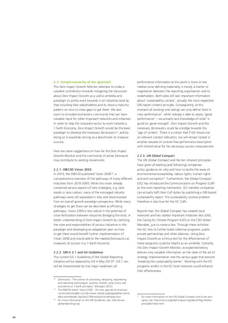 Deloitte-Towards Zero Impact Growth 2012