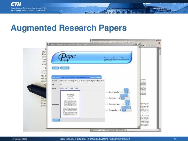 Digital media research paper