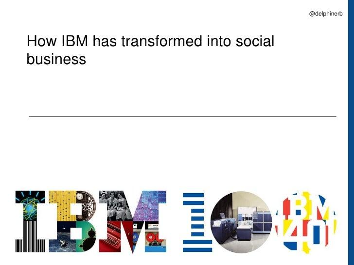 Delphine Remy-Boutang: Ako sa IBM transformovalo do sociálneho biznisu