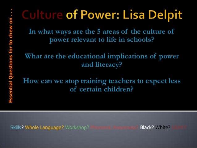 Lisa Delpit