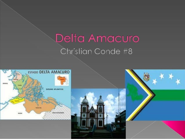 Delta amacuro(1)
