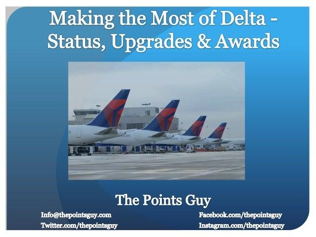 Delta presentation