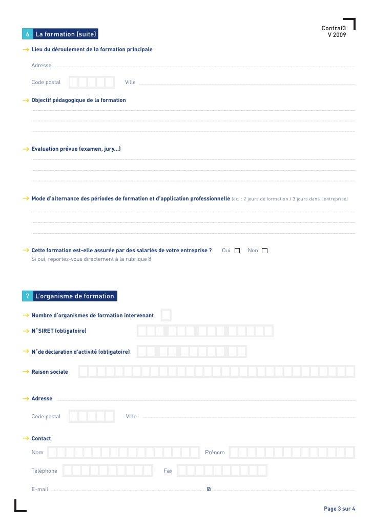 Demande financement fafiec contrat pro 01 2012 - Report de paiement de 3 mois par cb ...