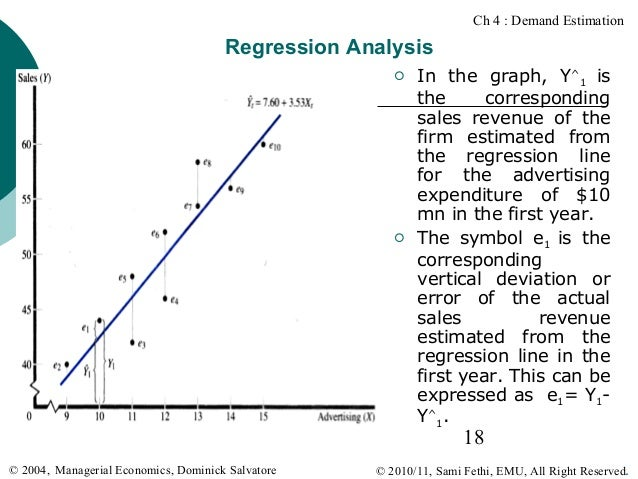 economics demand estimation The arc elasticity method gives us an estimate of determining the impact of a price change on total revenue is crucial to the analysis of many problems in economics for example the price elasticity of demand for gasoline in the intermediate term of, say, three-nine months is.