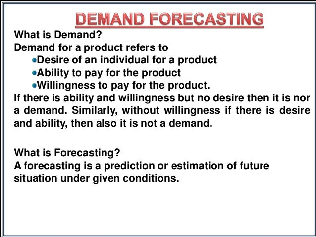 technology forecasting essay We will write a custom essay sample on economic forecasting paper specifically for you for only $1638 $139/page order now.