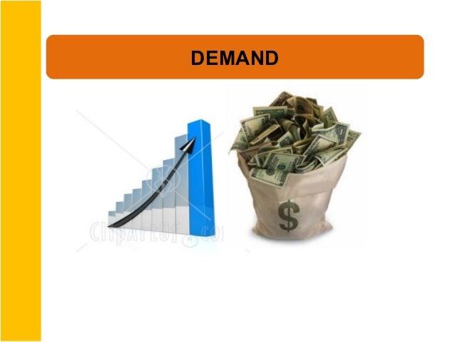Demand part one