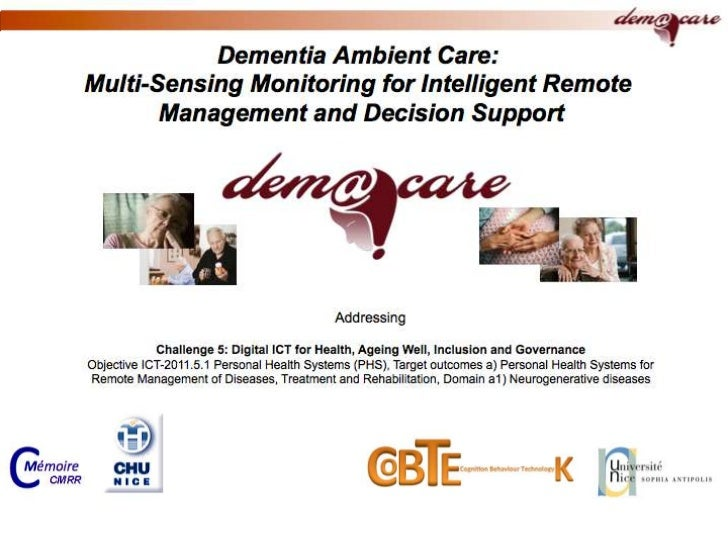 Demcare Project