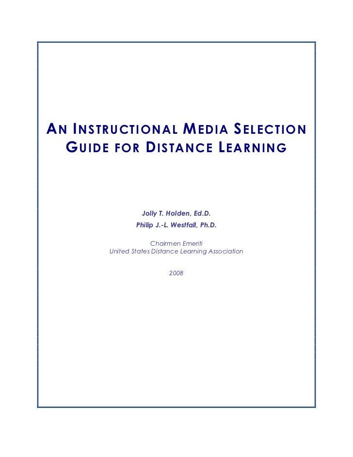 De media selection