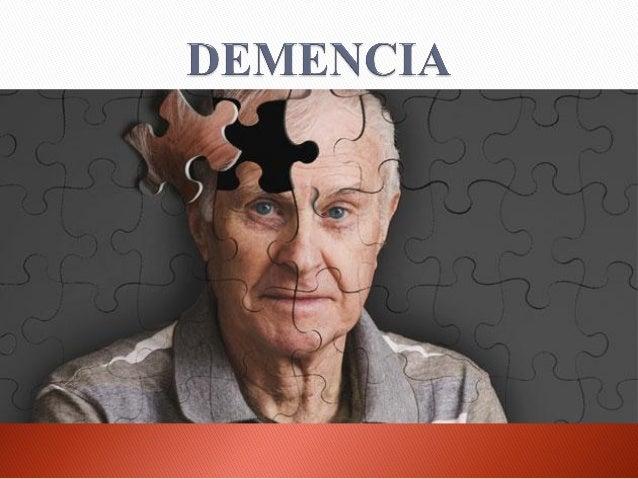 Demencias