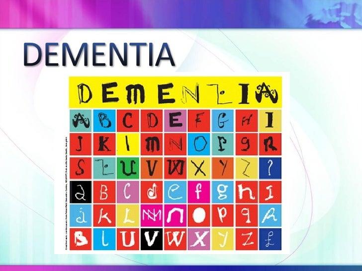 Dementia-final