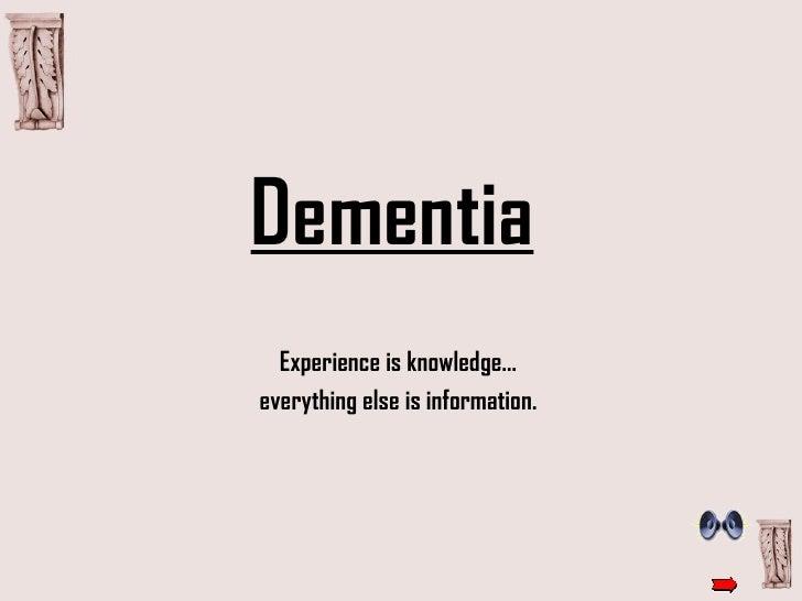 Dementia kq