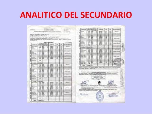 Certificado de Estudios - Apostilla Certificado