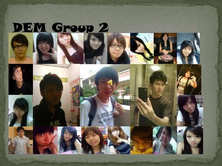DEM Group 2