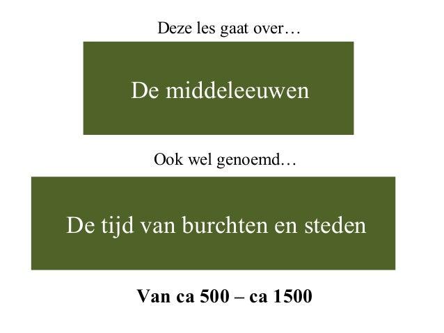De middeleeuwen 500 1500 deel 2