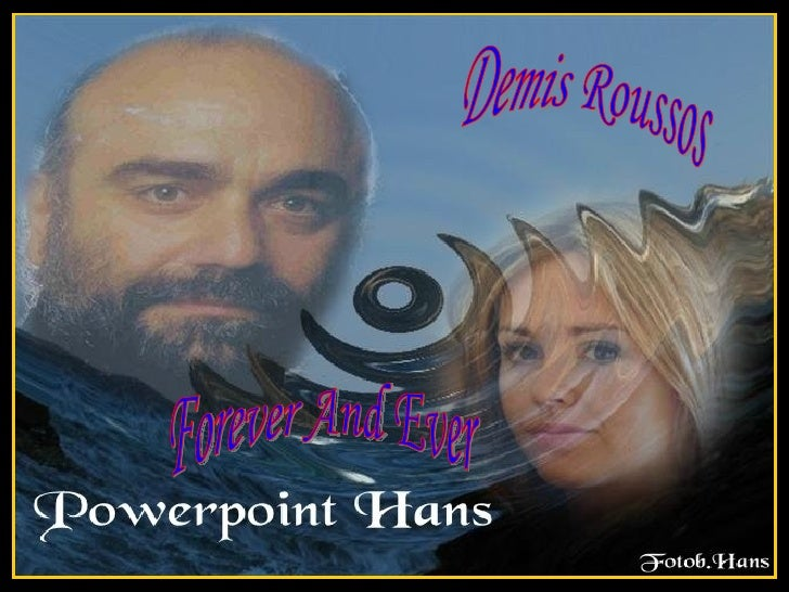 Demis Roussos Forever And Ever