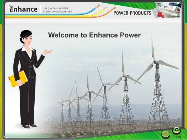 Demo of Technical Training Module for the Power Sector by www.enhancelearning.co.in