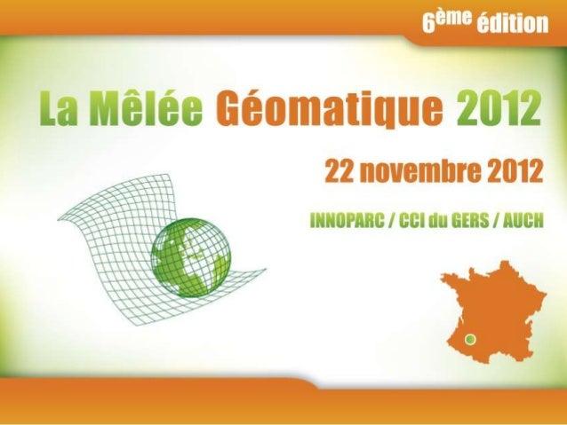 SOMMAIRE      1/ LE GÉOPORTAIL 3: QUOI DE NEUF ?      2/ LES API DE GGP3      3/ VALORISATION DU PATRIMOINE NATUREL ET CUL...