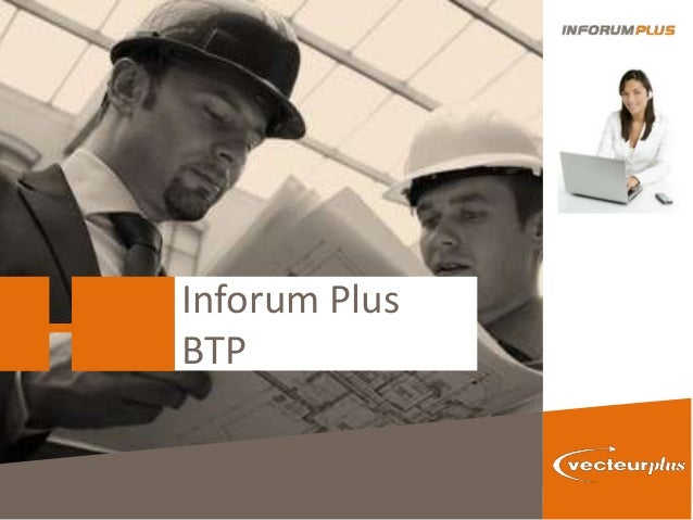Inforum PlusBTP