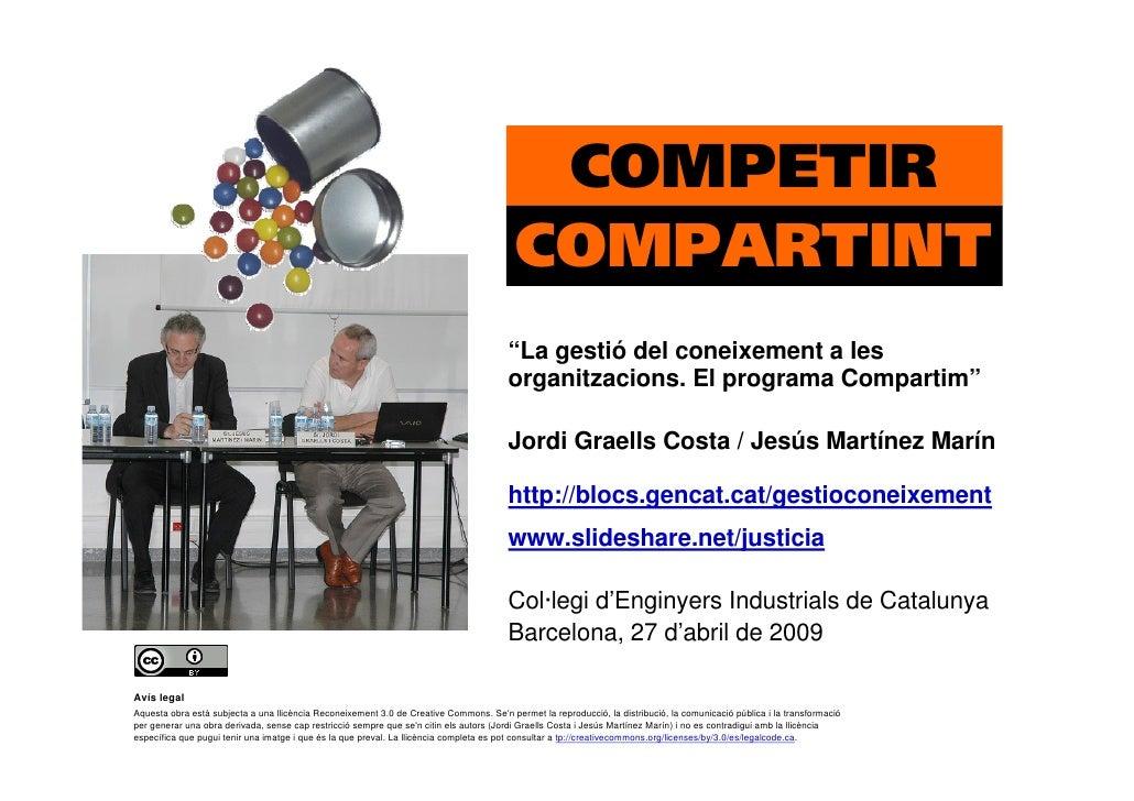 Competir compartint