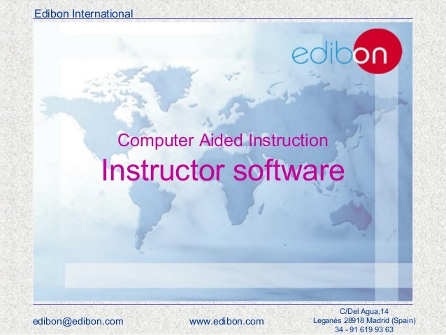 CAI: COMPUTER AIDED INSTRUCTION // CAL: COMPUTER AIDED LEARNING SOFTWARE