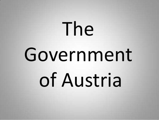 The Government of Austria
