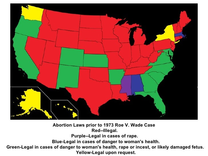 an analysis of the 1973 roe v wade supreme court case Definitionthe supreme court case that held that the constitution protected a woman's right to an roe v wade (1973) abortion in the supreme court post-roe.