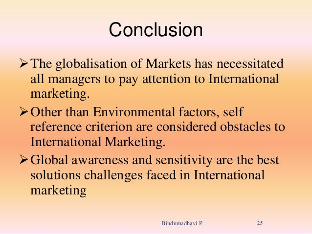 introduction to international marketing Free essay: international marketing is that the company wants to expand their market enter into other countries if one company wants to enter international.