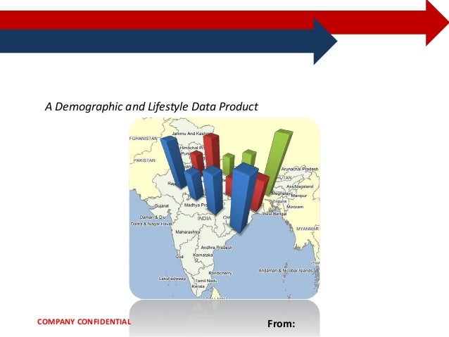 A Demographic and Lifestyle Data ProductCOMPANY CONFIDENTIAL                        From: