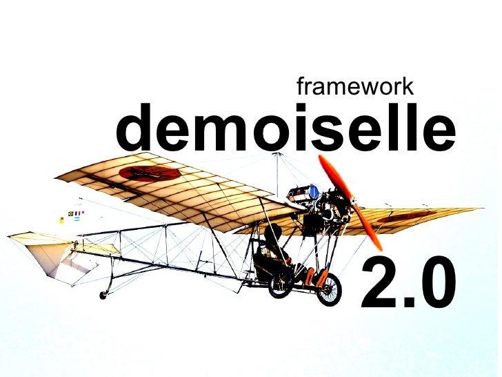 Demoiselle 2.0 no JavaOne Brasil 2010