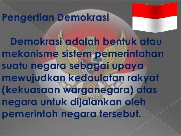 Shella Demokrasi Indonesia