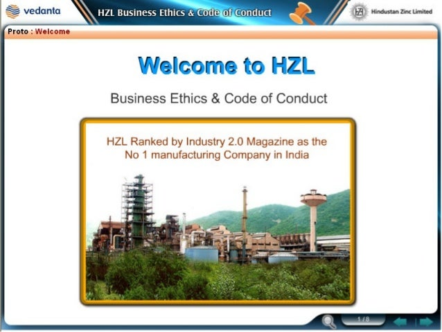 Demo of an interactive CBT course to train employees on Business Ethics & Code of conduct within or outside the organizati...