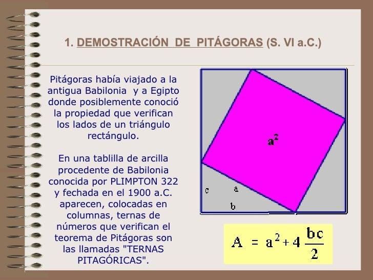 DemostracionteoremadepitáGoras