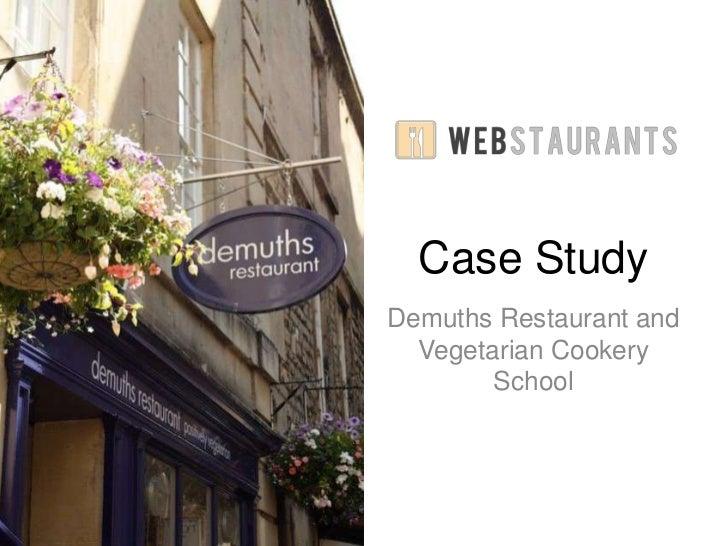 Demuths case study