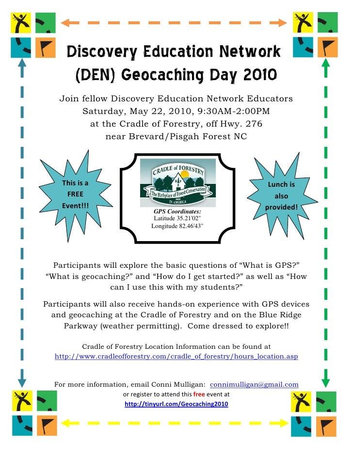 Den geocaching day2010