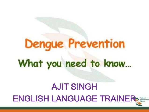 AJIT SINGHENGLISH LANGUAGE TRAINER