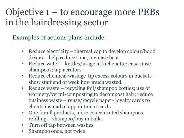 Hair business plan