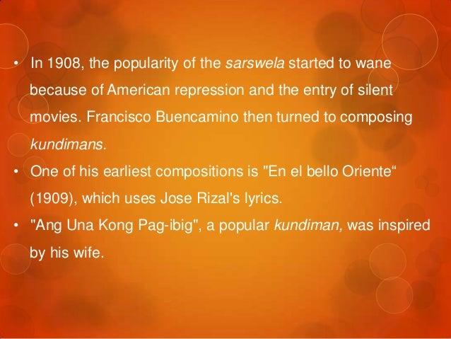 jose rizal epic poem Rizal in dapitan summary  wrote his first poem  jose rizal and rizal sa dapitan jose rizal is a three-hour epic on the life and struggles of poet.