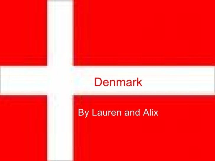 Denmark By Lauren and Alix