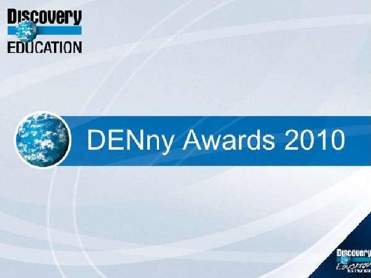 DENny Awards 2010