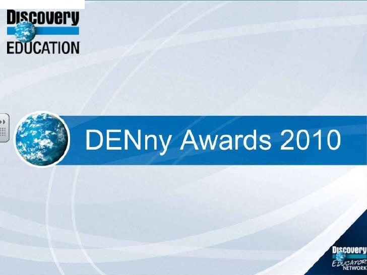 De nny awards 2010