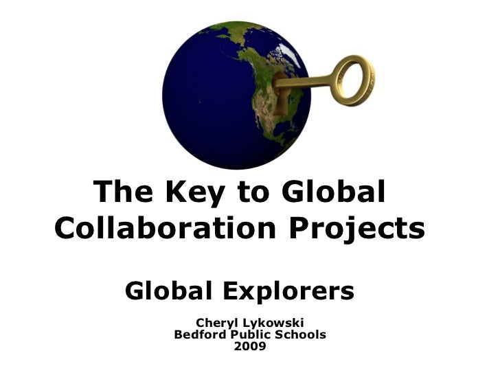 The Keys to Global Collaborations
