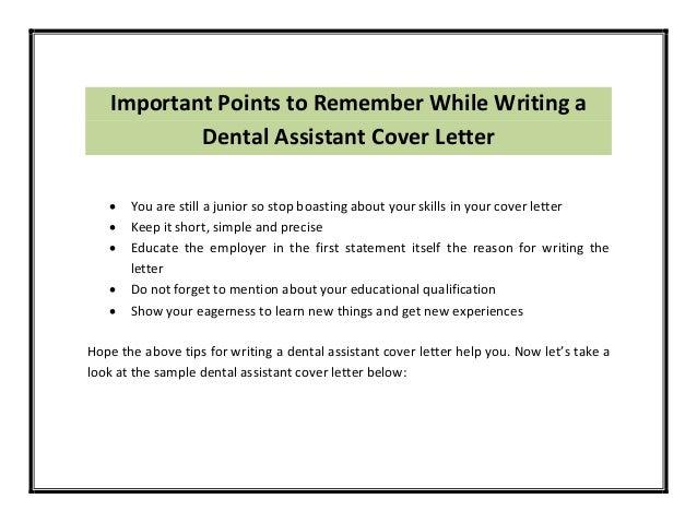 Dentistry how to write a quality essay