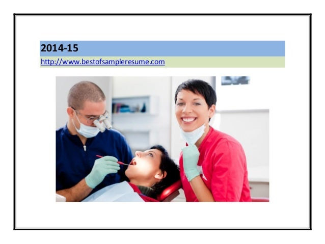 Dental Assistant subjects for study