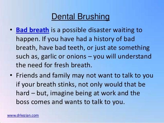 Dental Brushing 12-14