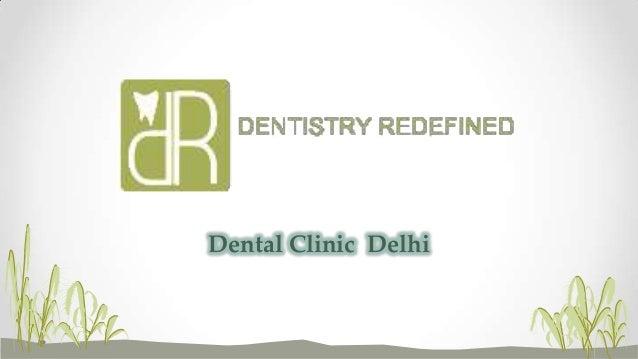 Dental Clinic Delhi