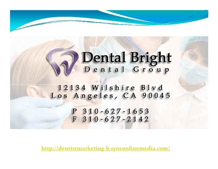 http://dentistmarketing-b.synconlinemedia.com/