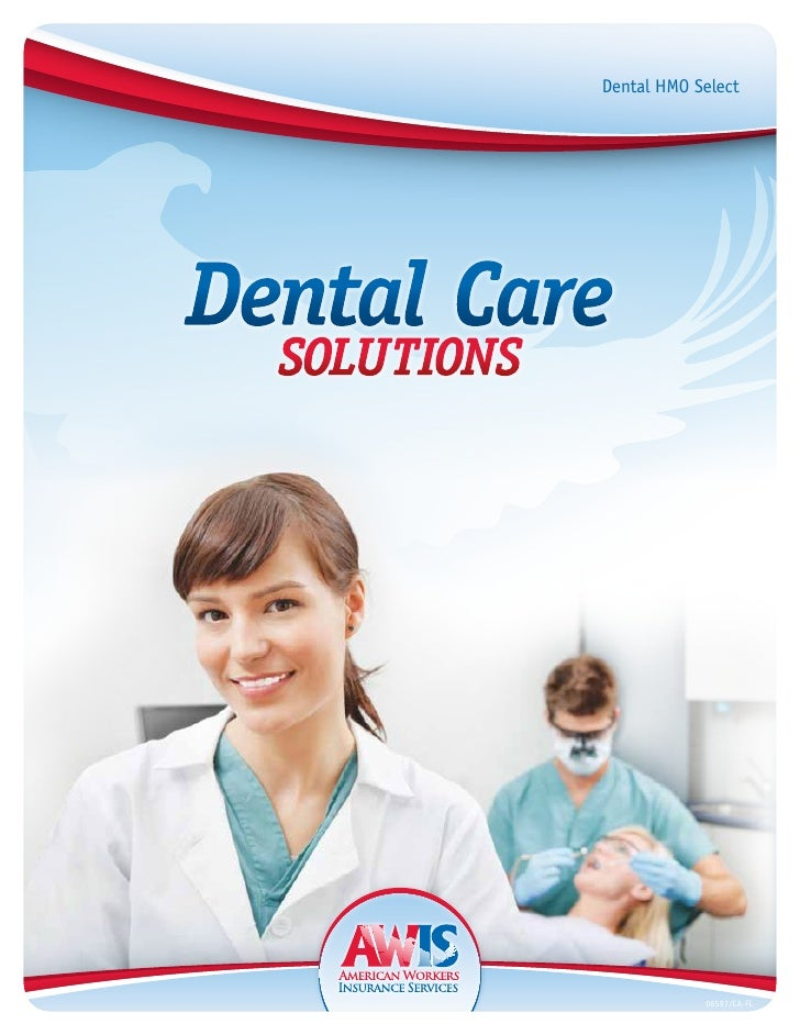 Dental HMO Select California