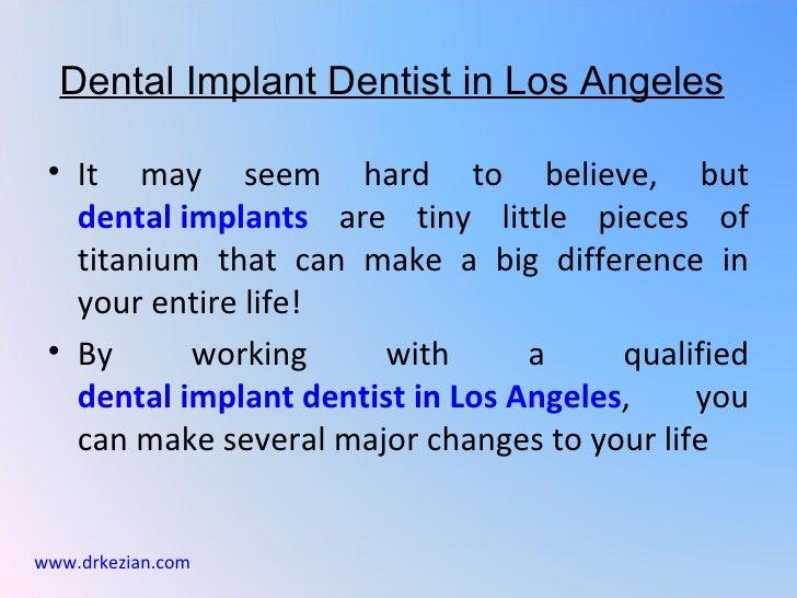 Dental Implant Dentist in Los Angeles 5-23