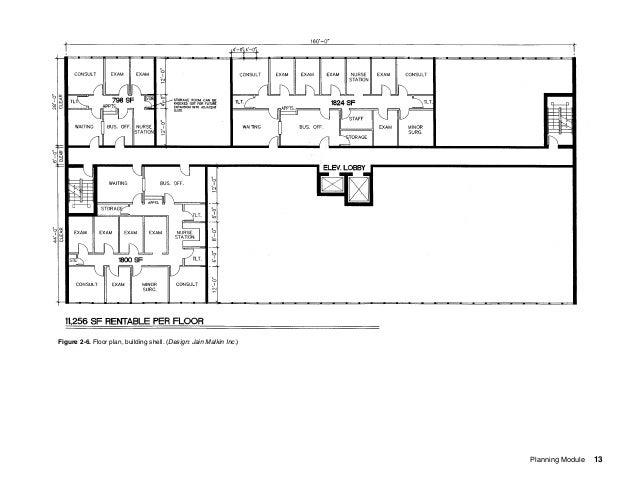 Dental medical and dental space planning malkin for Dental office design 1500 square feet