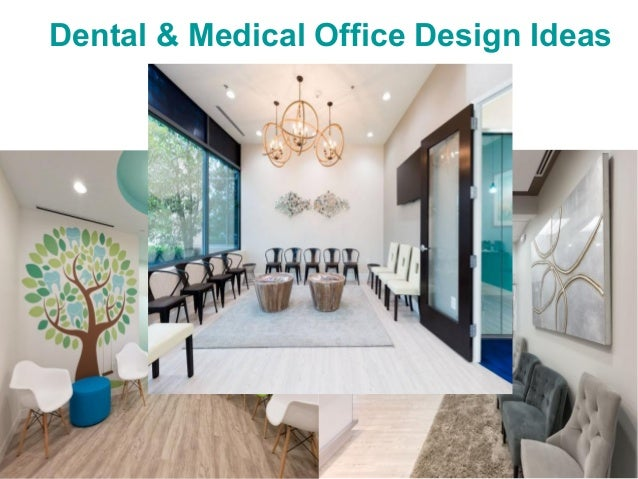 beautiful and stylish dental office designs